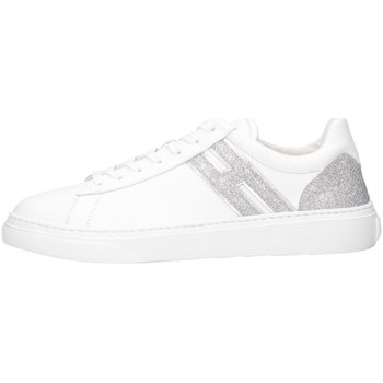 Chaussures Fille Baskets basses Hogan HXR3650K390NME0351 blanc