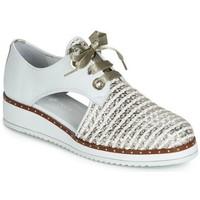 Chaussures Femme Derbies Philippe Morvan Derby damox blanc