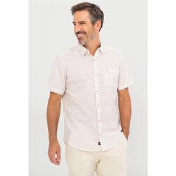 Vêtements Homme Chemises manches courtes TBS BERTICHE Blanc