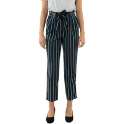 Vêtements Femme Pantalons Only layla insignia blue bleu