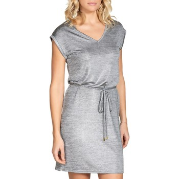 Vêtements Femme Robes courtes Deeluxe Robe JUSTINE Grey Mel