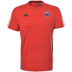 Vêtements Homme T-shirts manches courtes Kappa OMBRONE FC GRENOBLE Rouge
