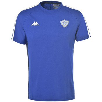 Vêtements Homme T-shirts manches courtes Kappa OMBRONE CASTRES OLYMPIQUE Navy