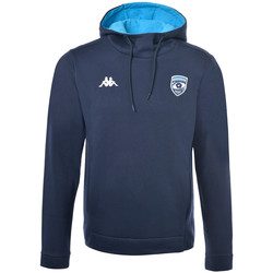 Vêtements Homme Sweats Kappa PIAVE MONTPELLIER HERAULT RUGBY Bleu
