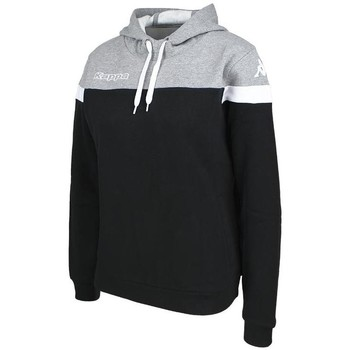 Vêtements Femme Sweats Kappa ACCIA Noir