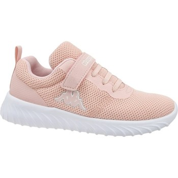 Chaussures Fille Baskets basses Kappa Ces K Rose