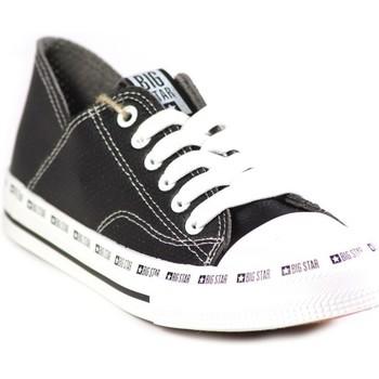 Chaussures Femme Baskets basses Big Star FF274023 Noir