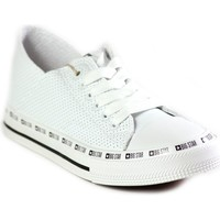 Chaussures Femme Baskets basses Big Star FF274024 Blanc