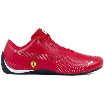 Chaussures Homme Football Puma SF Drift Cat 5 Ultra II Rouge