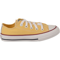 Chaussures Fille Baskets basses Converse Baskets fille -  - Jaune - 27 JAUNE