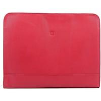 Sacs Porte-Documents / Serviettes Hexagona Conférencier  cuir ref_48615 rouge fonce 32*25*2 rouge