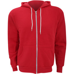Vêtements Homme Sweats Bella + Canvas CA3739 Rouge