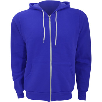 Vêtements Homme Sweats Bella + Canvas CA3739 Bleu royal