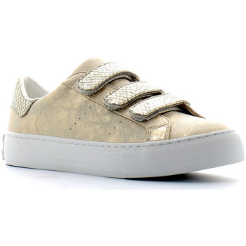 Chaussures Baskets basses No Name - ARCADE STRAPS Beige