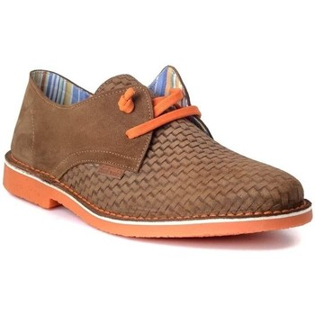 Chaussures Homme Derbies Colour Feet KHALIF Marron