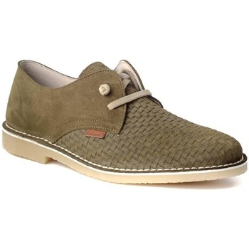 Chaussures Homme Derbies Colour Feet KHALIF vert