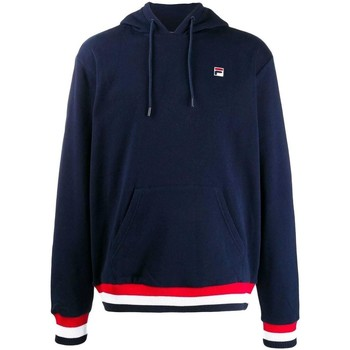 Vêtements Homme Sweats Fila Sweat Homme Caro Bleu