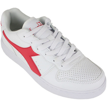 Chaussures Homme Baskets basses Diadora playground c0673 Rouge