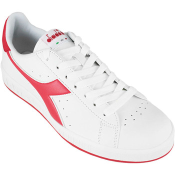 Chaussures Homme Baskets basses Diadora game p c0673 Rouge