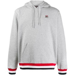 Vêtements Homme Sweats Fila Sweat Homme Caro Gris