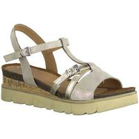 Chaussures Femme Sandales et Nu-pieds Marco Tozzi 28502-24 Beige
