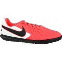 Chaussures Enfant Sport Indoor Nike Tiempo Legend 8 Club IC Jr rouge