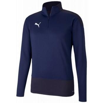Vêtements Homme Vestes de survêtement Puma Training top  Teamgoal violet foncé/bleu nuit