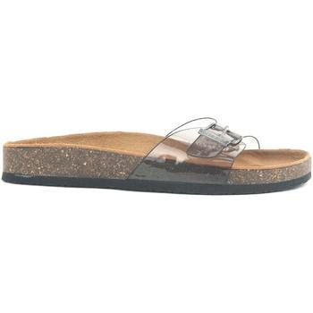 Chaussures Femme Mules Chattawak Mule 9-OPALINE T.GRIS VERNIS Gris