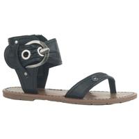 Chaussures Femme Sandales et Nu-pieds Chattawak Nu-Pieds 9-THALIE NOIR Noir