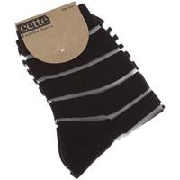 Accessoires Femme Chaussettes Cette Bas socquettes - TORINO Noir