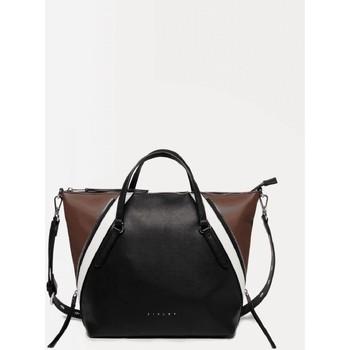 Sacs Femme Sacs porté main Sisley 6GEUW1383 Noir