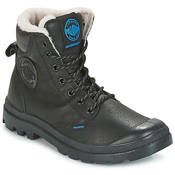 Chaussures Boots Palladium PAMPA SPORT WPS Noir