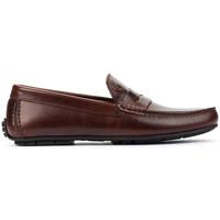 Chaussures Homme Mocassins Martinelli PACIFIC 1411 COGNAC