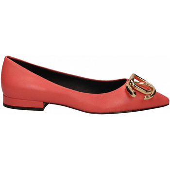 Chaussures Femme Ballerines / babies What For PELA-15 coral