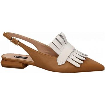 Chaussures Femme Escarpins Tosca Blu BORA BORA 59w-cuoio-bianco