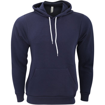 Vêtements Sweats Bella + Canvas CA3719 Bleu marine