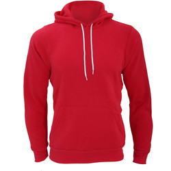 Vêtements Homme Sweats Bella + Canvas CA3719 Rouge