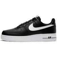 Chaussures Homme Baskets basses Nike Air Force 107 AN20 Noir