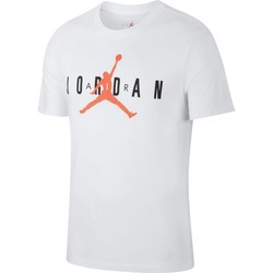 Vêtements Homme T-shirts manches courtes Air Jordan - T-Shirt Air Wordmark - CK4212 Blanc