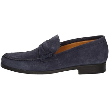 Chaussures Homme Mocassins Campanile 9649 BLEU
