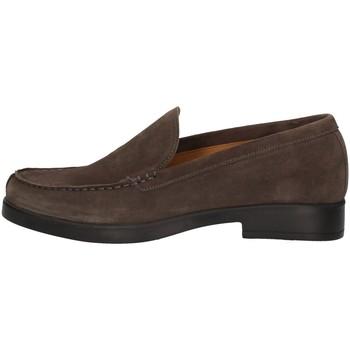 Chaussures Homme Mocassins Campanile BCU MARRON