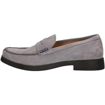 Chaussures Homme Mocassins Campanile X79 GRIS