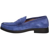 Chaussures Homme Mocassins Campanile X79 BLEU
