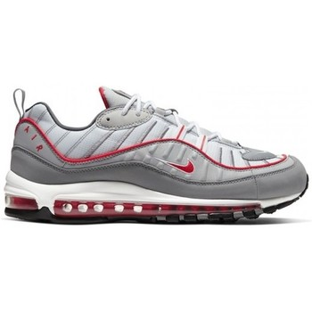 Chaussures Homme Running / trail Nike AIR MAX 98 / GRIS Gris