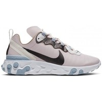 Chaussures Femme Running / trail Nike W REACT ELEMENT 55 SE / ROSE Rose