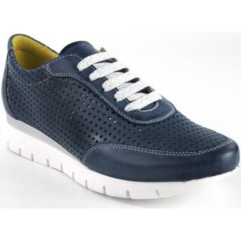 Chaussures Femme Baskets basses Chacal Chaussure femme  5063 bleu Bleu