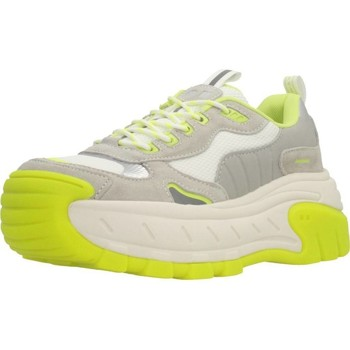 Chaussures Femme Baskets basses Coolway REX Jaune