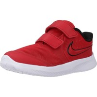 Chaussures Garçon Baskets basses Nike STAR RUNNER 2 (TDV) Rouge