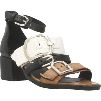 Chaussures Femme Sandales et Nu-pieds Mjus M09011 SANDALIA HEBILLA Noir