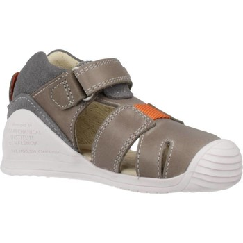 Chaussures Garçon Sandales et Nu-pieds Biomecanics 202141 Gris